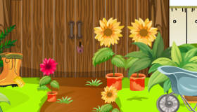 Escape du jardin