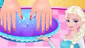 Manucure de Elsa