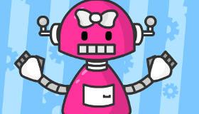 Chloé le robot