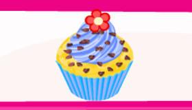 Le stand de cupcakes