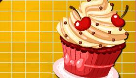 Cupcakes Secrets à la Vanille