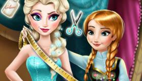 Anna styliste d'Elsa