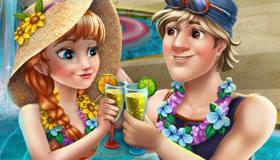Les vacances d'Anna