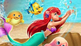 Spa avec Princesse Ariel