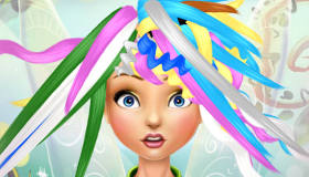 Pixie Hollow Coiffure