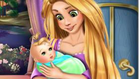 Le bébé de Raiponce
