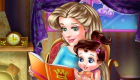 Jeu de décoration de Barbie
