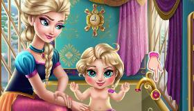 Bébé de Elsa
