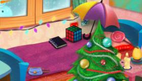 La chasse aux objets de Noël