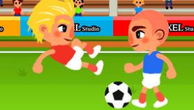 Jeux de foot pour filles