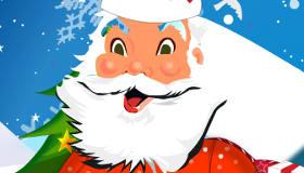 Le relooking du Père Noël
