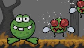 Une faim de grenouille