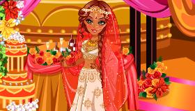 Habillage de Mariage Indien