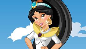 La princesse Jasmine
