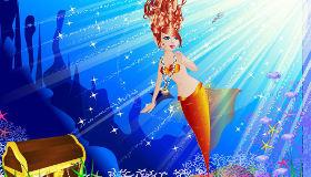 Océane la sirène