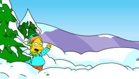 Les Simpson en ligne