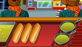 Jeu Serveuse Dans Un Snack Gratuit Jeux 2 Filles