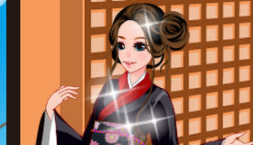 Relooking de Kimono Japonais