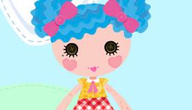 La fabrique de poupées Lalaloopsy