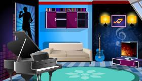 Le studio secret de Justin