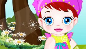 Bébé Lulu la jardinière