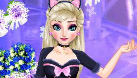 Soirée déguisée de Elsa