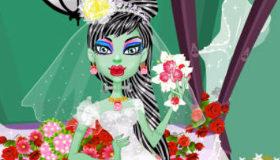 Jeu mariage de frankie stein des monster high gratuit jeux 2 filles html5 - Jeux de cuisine de monster high ...