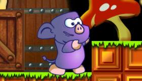 Supermario le petit cochon