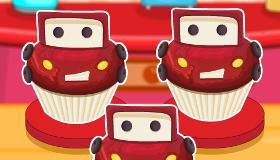 Jeu de cupcakes pour filles