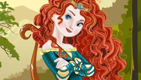 La princesse Merida