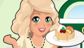 Les pancakes aux fruits de Mia