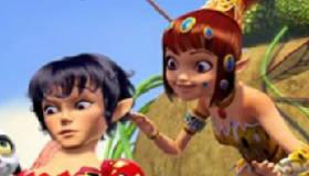 Mia et les elfes de Centopia