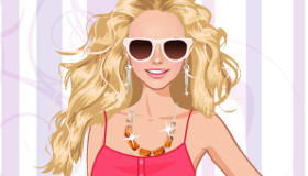 Tenue de Barbie Miami Mysteries