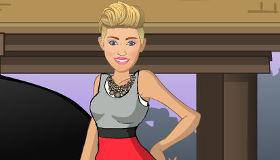 Habiller Miley Cyrus