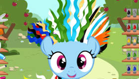 My Little Pony Salon de coiffure