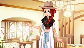 Stylise un Kimono Moderne