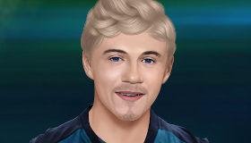 Coiffure de Niall Horan