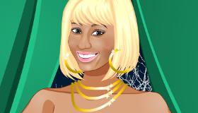 Habille Nicki Minaj