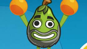 Jeu en ligne de Papa Pear
