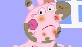 Peppa Pig chez le docteur