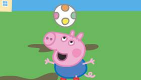 Les jongles de Georges Pig