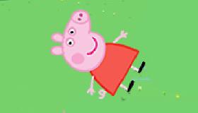 Peppa le cochon se lance dans l'espace