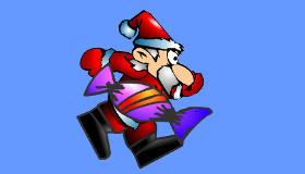 Spécial Noël - Rempli la hotte du père Noël