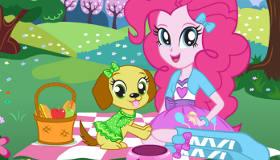 Petit chien de Pinkie Pie