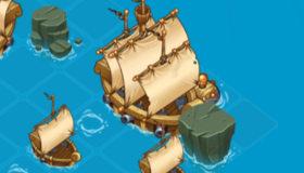La guerre des pirates