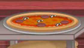 Jeu de pizzeria