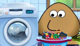 La lessive de Pou