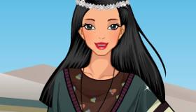 Princesse Pocahontas
