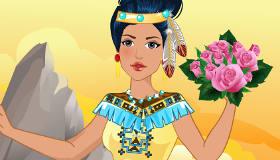 Le mariage de Pocahontas