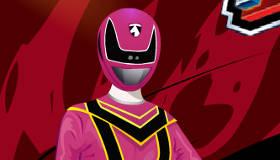 Jeu de Power Rangers